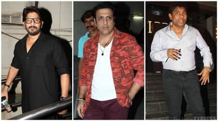 Govinda, Arshad Warsi, Johnny Lever: 100 top comedians to attend Jaipur LaughterFestival