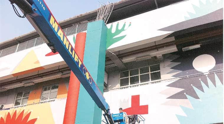 rome artist, graffiti artist, graffiti art, St+Art Festival, delhi St+Art Festival , delhi news