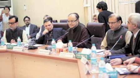 Can deviate a little from fiscal consolidation path: Economists to FM