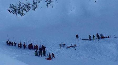 French Alps avalanche kills 3, leaves 3 others injured