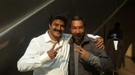 Nandamuri Balakrishna made me feel comfortable on sets: GauthamKurup