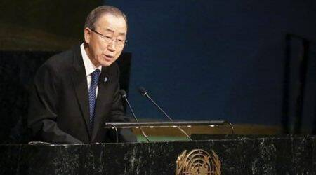 Ban ki-moon, United Nations, UN report, UN chief, Saudi Arabia, UN Saudi Arabia, Saudi Arabia blacklist, UN blacklist, United Nations, Ki-moon, yemen air atrikes, saudi yemen air strikes, latest news, latest world news, latest Saudi Arabia news, latest United Nations news, latest UN news