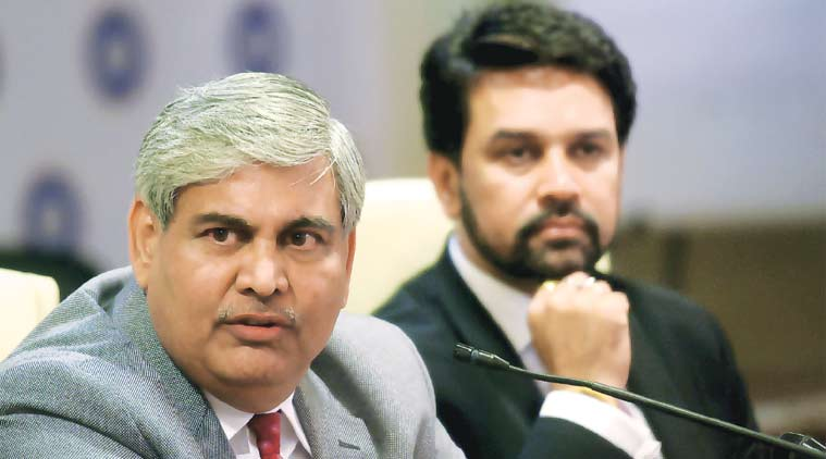BCCI higher-ups will have a lot on their hands over the next couple of days.