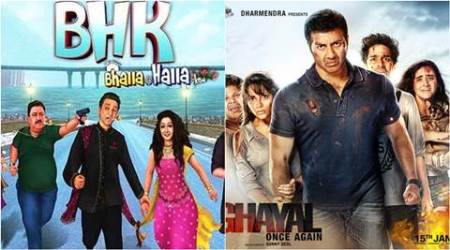 'BHK…' to share release date with 'Ghayal OnceAgain'