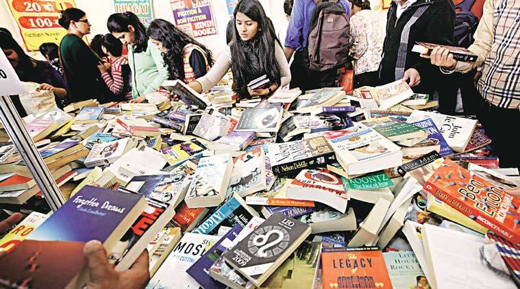 Delhi, Book fair, Delhi book fair,44 Delhi book fair, sarv sikhsha abhiyan, government initiatives, literacy, education, government programmes, Swachh bharat, make in india, govt initiatives, Delhi book fair news, India news