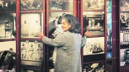 Dayanita Singh, photographs, photo exhibition, photography exhibition, KNMA, The File Museum, Museum of Furniture, Museum of machine, talk
