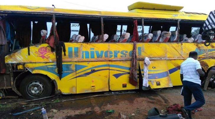 tamil nadu, tirunelveli, tirunelveli accident, road accident, tamil nadu accident, accident news, bus accident, bus collision