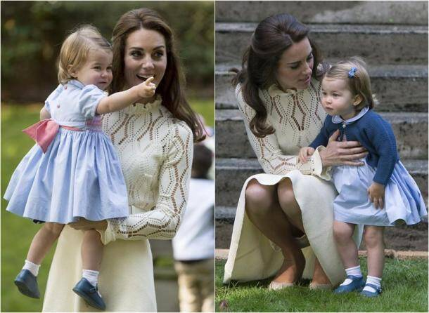 Princess Charlotte, prince george, Princess Charlotte latest pictures, Princess Charlotte pictures, Princess Charlotte adorable pictures, Kate Middleton, Kate Middleton pictures, Kate Middleton daughter pictures, Kate Middleton pics, Princess Charlotte pics, Prince George pics, kate middleton, kate middleton baby, baby girl, royal baby girl, royal baby photos, baby girl photos, kate middleton photos, prince williams duchess of cambridge, royal baby birth, prince william, Catherine Elizabeth Kate, kate middleton baby girl, kate middleton news, kate middleton royal baby, royal baby, Britain royal family, Britain heir, Britain news princess, Britain Royal family, Britain news, UK news, British monarchy, Europe news