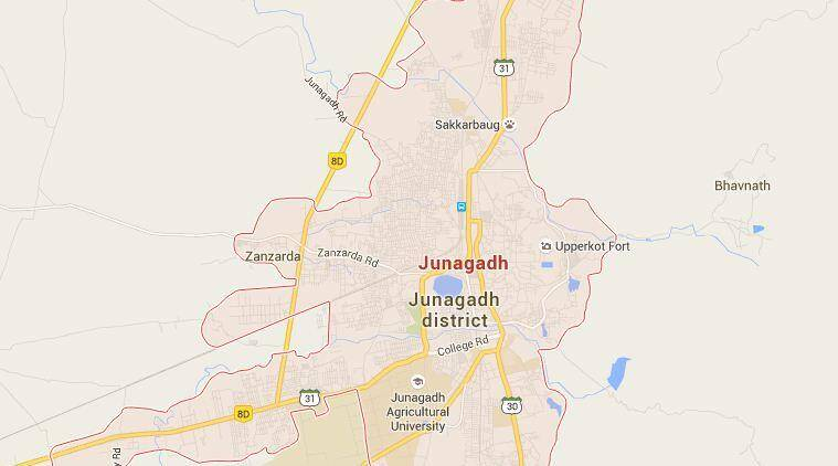 school bus accident, ahmedabad, rajkot news, school students bus, bus accident , ahmedabad news