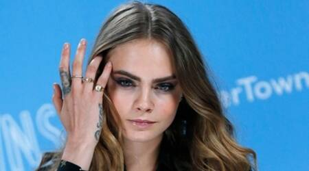 Cara Delevingne wants to grow as a person