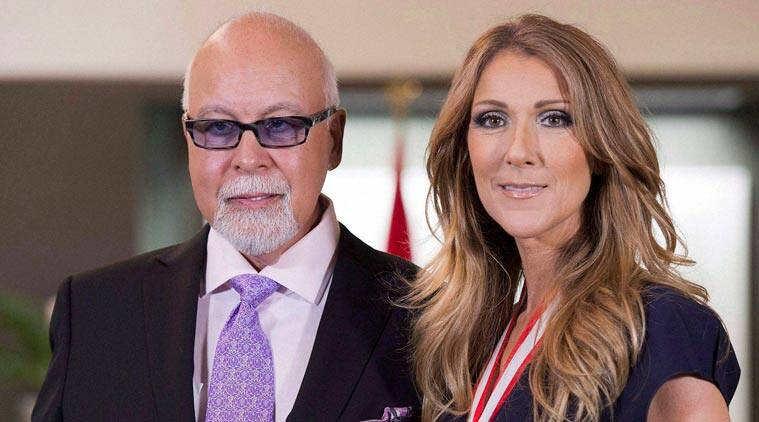 Rene Angelil 'a tough act to follow', son says at funeral