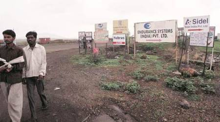 Last land parcel in Chakan Phase II reserved for mega projects