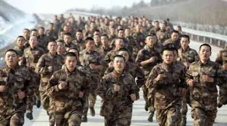 Chinese military tries to lure young recruits with slick new video