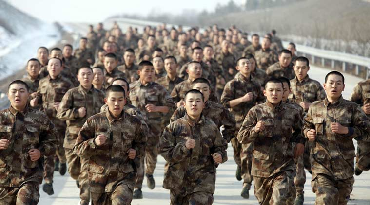 Chinese Military Tries To Lure Young Recruits With Slick