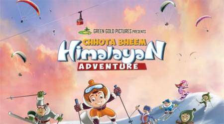 Chota Bheem creator on new offering Chota Bheem Himalayan Adventure and animation industry in India
