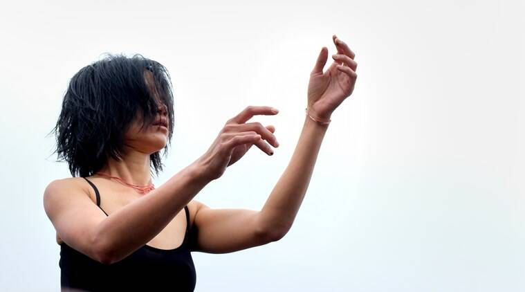 Butoh teacher Gio. (Photo: Cheena Kapoor)