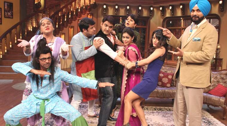 Image result for comedy nights with kapil