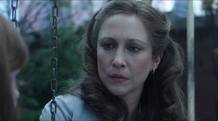 The Conjuring 2 trailer: Director James Wan is back to scare you onceagain