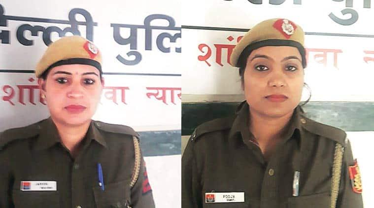 woman constable, delhi woman constable, shoot woman, delhi police, delhi news