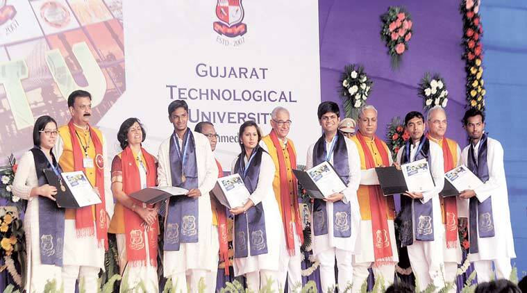 GTU convovation, governor Om Prakash Kohli,  Gujarat Technological University ,  Gujarat education, gujarat news