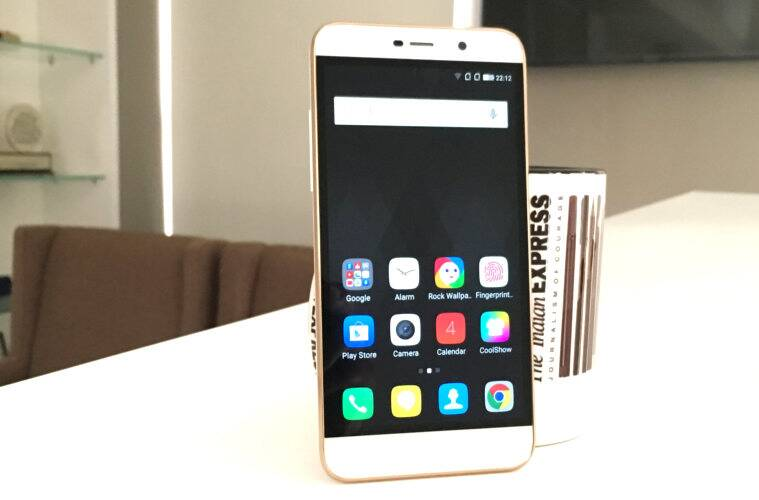 official photos 09557 4b3a3 Coolpad Note 3 Lite with fingerprint scanner launched at Rs 6,999 ...