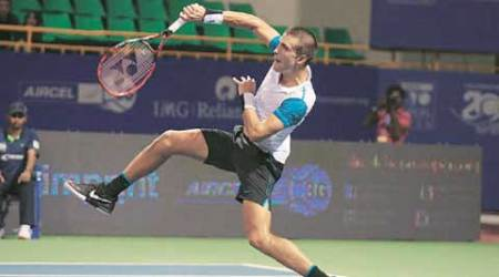 Chennai Open 2016: A teen finds self in legend's shadow
