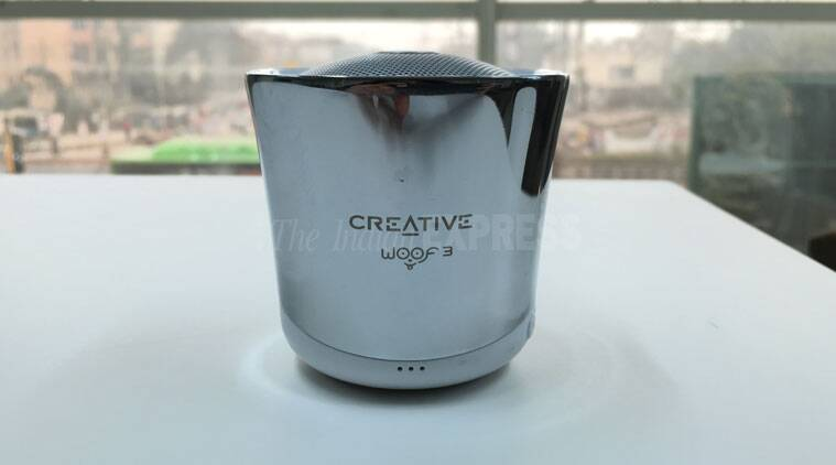 Creative Woof 3, Creative Woof 3 review, Creative Woof 3 price, Creative Woof 3 speakers, Creative Woof 3 Bluetooth speaker, Creative Woof 3 speakers, technology, technology news