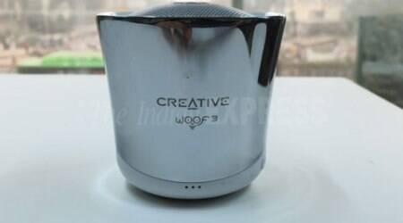 Creative Woof 3 review: A neat speaker for smaller spaces