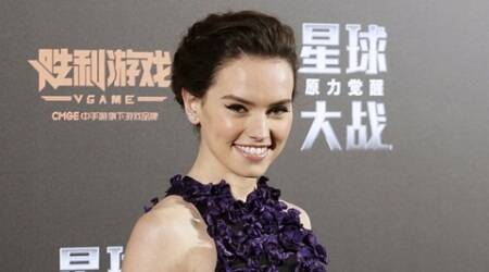 Daisy Ridley to re-team with JJ Abrams for fantasythriller