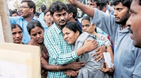 Dalit student suicide: ABVP leader claimed stomach pain after 'assault,' was operated forappendicitis