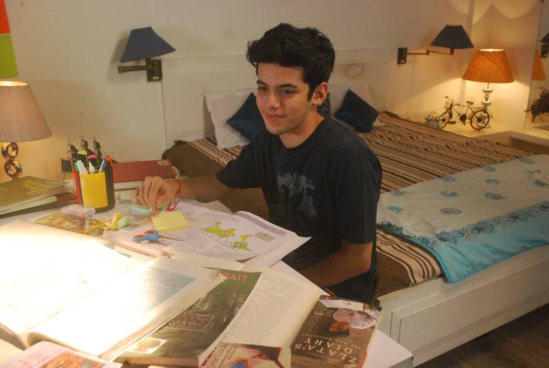 darsheel safary and avneet kaur