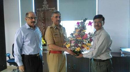 Former IB special director Dattatray Padsalgikar, is new Mumbai Police chief