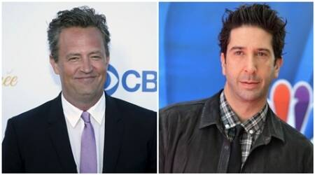 David Schwimmer sad about Mathew Perry's absence from 'Friends' reunion