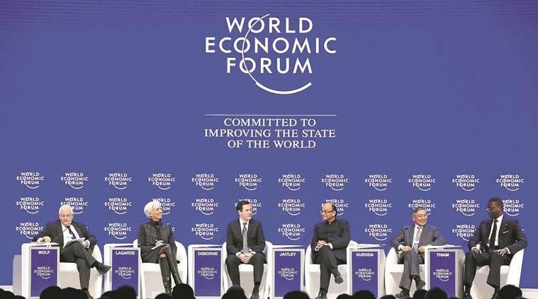 finance minister, RBI governor, world economic forum, WEF, davos, NDTC davos debate