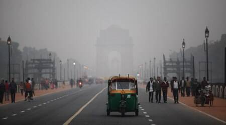 Watch Death By Breath: Documentary on Delhi's pollution