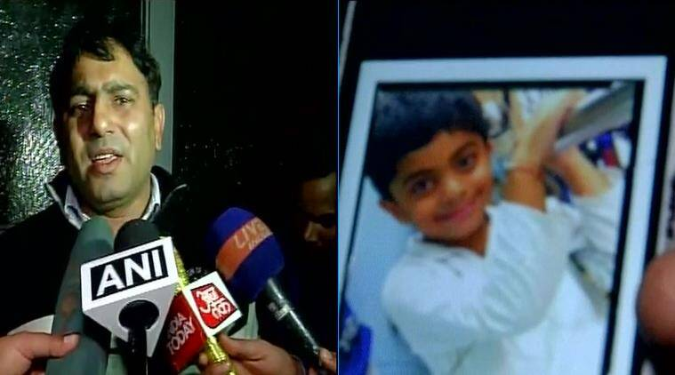 delhi boy death, boy death, ryan school death, Ryan International School, AAP, Devansh, Devansh death, CBI probe, delhi news, india news