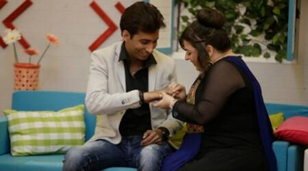 Delnaz Irani, Percy Karkaria to get hitched?