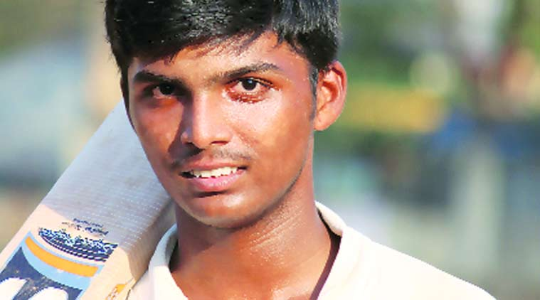 Pranav Dhanawade's school declared the innings at 1465 with him unbeaten on 1009 which he scored of 323 balls.