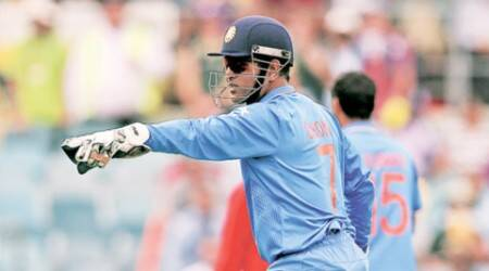 MS Dhoni takes blame for India's loss: 'It was mywicket'
