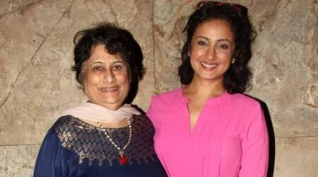 Divya Dutta Mother passes away, Divya Dutta Mother, Juhi Chawla, divya Dutta, Divya dutta mother death, divya Dutta Mother Dead, Entertainment news