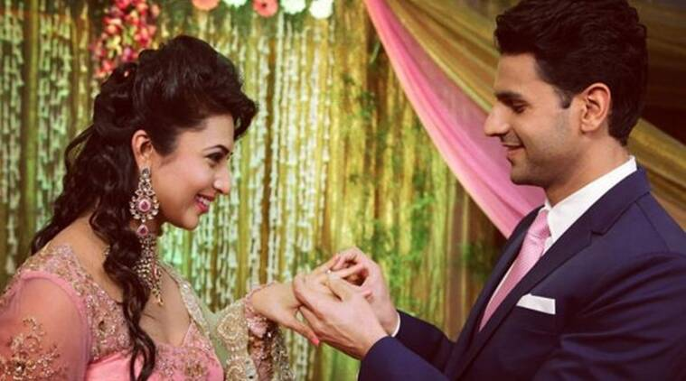 divyanka tripathi, vivek dahiya, divyanka tripathi marriage, divyanka tripathi engagement, divyanka tripathi vivek dahiya, entertainment news