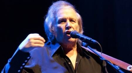 American Pie singer Don McLean's protection order case dropped