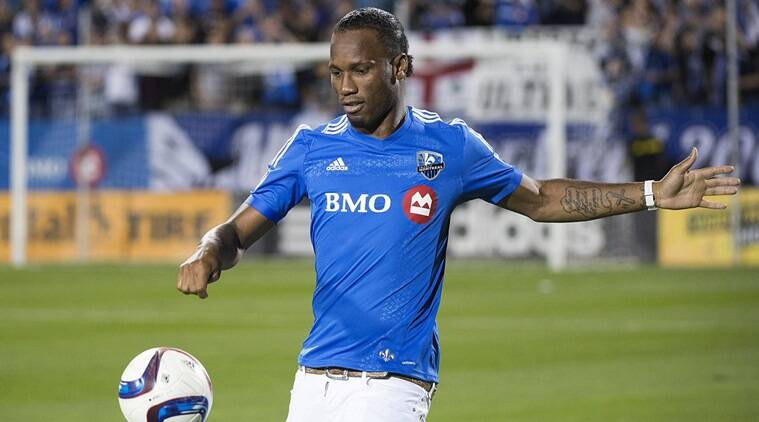 Didier Drogba,Didier Drogba Chelsea, Didier Drogba return ,Didier Drogba Montreal Impact, Premier League, Premier league updates, Football news, Football updates, Football
