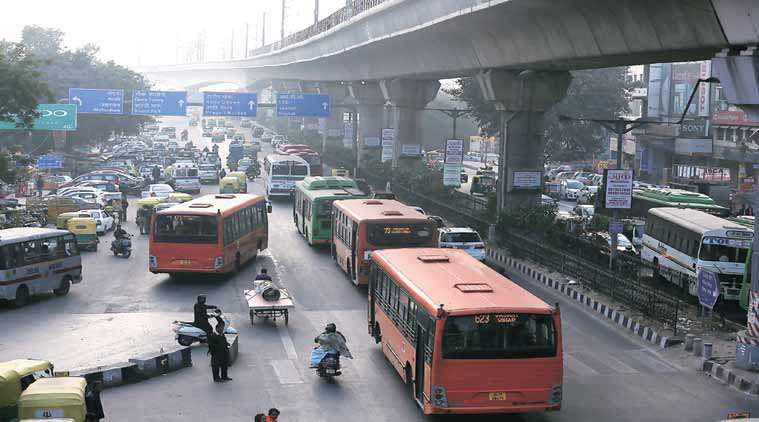 DTC, DTC fare hike, DTC fare revision, DTC AC bus fare hike, DTC bus fare hike, DTC buses fare hike