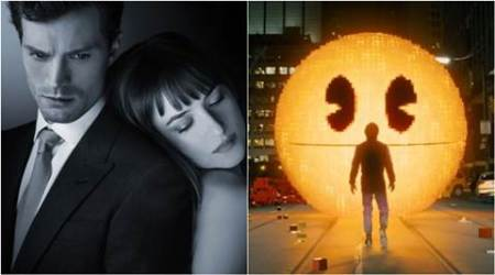 'Fifty Shades of Grey', 'Pixels' lead 36th annual Razzie Awardsnominations