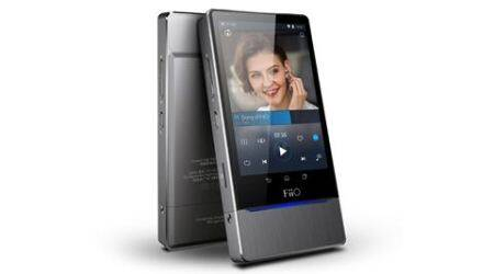 FiiO X7 Android audio player launched in India at Rs 49,990