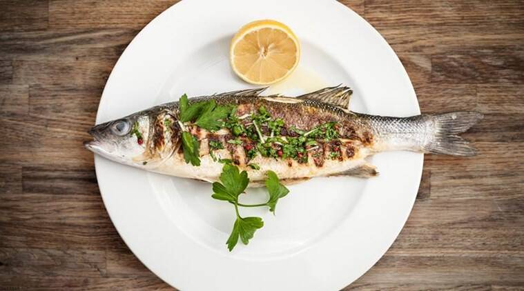 Loaded with proteins and vitamins, fish falls under the category of lean meats that have relatively lesser calories. (Source: Thinkstock)
