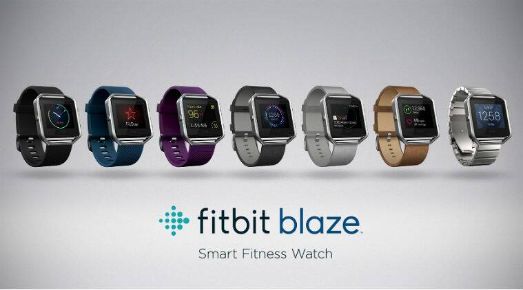 Fitbit, Fitbit Blaze, Fitbit Blaze price, Fitbit Blaze features, Fitbit Blaze launch, Fitbit smartwatches, smartwatch, fitness tracker smartwatch, technology, technology news