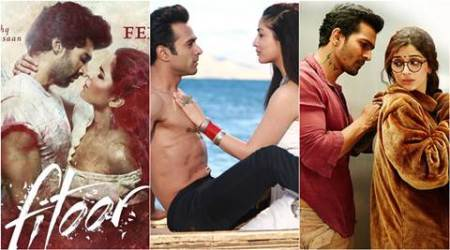 Fitoor, Sanam Re, Sanam Teri Kasam: Romantic films flock February, Valentine's Day weekend