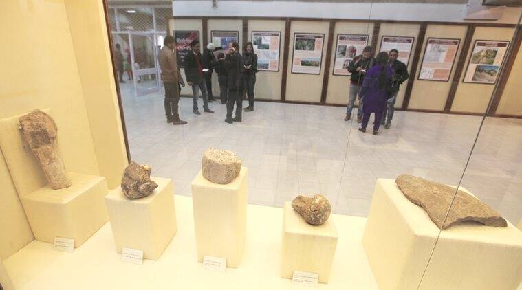 Francois Hollande, Narendra Modi, French PResident, Hollande India visit, Museum in Chandigarh, Fossils in Chandigarh, Chandigarh visit by Modi, places to see in Chandigarh